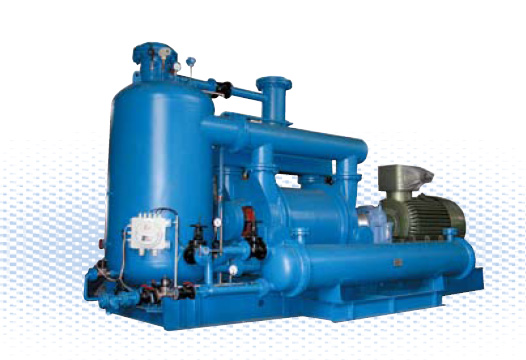 SKA Water Ring Compressor System